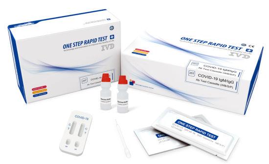 covid 19 test rapide corona virus