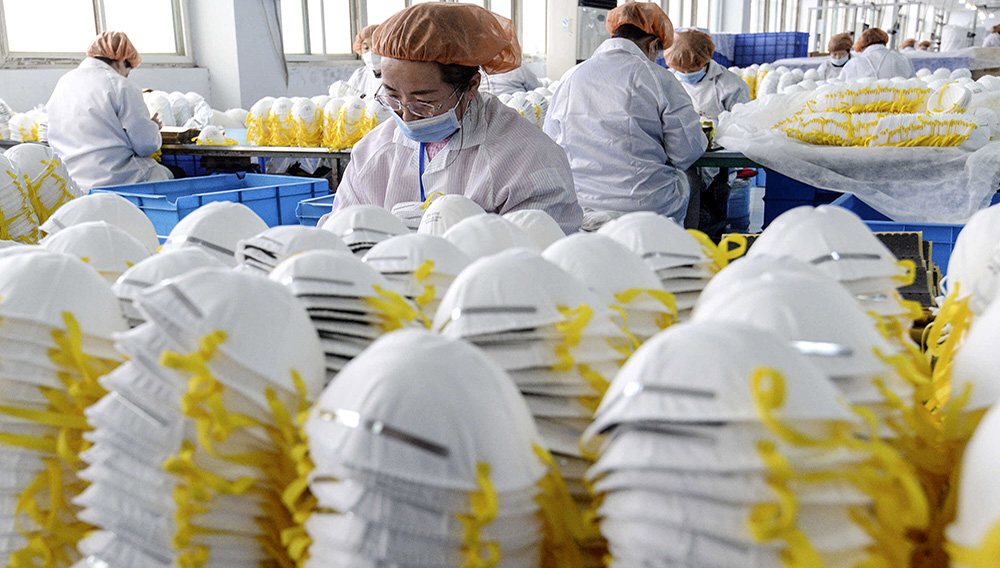 阅读有关文章的更多信息 US Is Suffering a Low Stock of N95 Masks